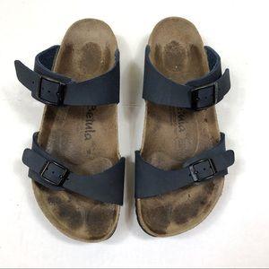 Birkenstock Betula Double Buckle Sandals